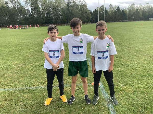 Year 6 Cross Country Team